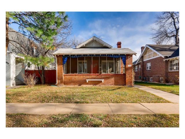 906 S Vine Street, Denver, CO 80209 (MLS #2416801) :: 8z Real Estate