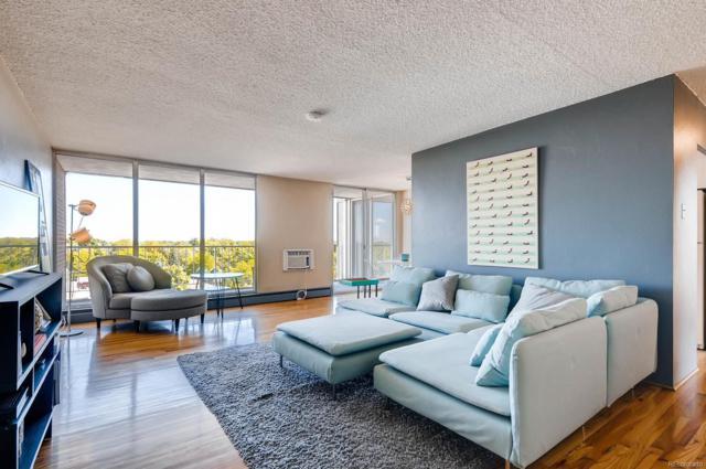 4800 Hale Parkway 811N, Denver, CO 80220 (#2416892) :: Wisdom Real Estate