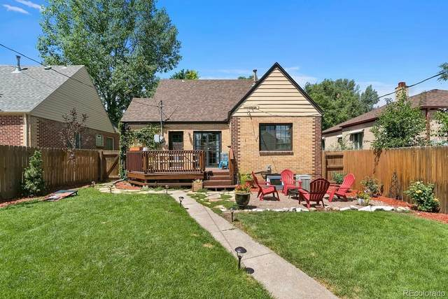 1418 Ivanhoe Street, Denver, CO 80220 (#2417187) :: Re/Max Structure