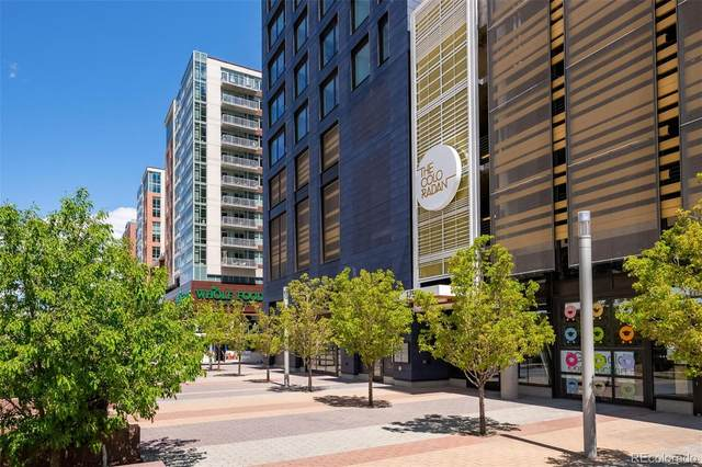 1750 Wewatta Street #1840, Denver, CO 80202 (#2417663) :: My Home Team