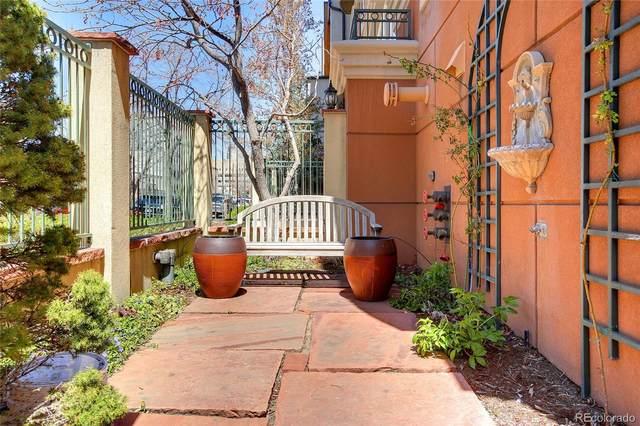 1100 Cherokee Street #302, Denver, CO 80204 (MLS #2417682) :: Find Colorado