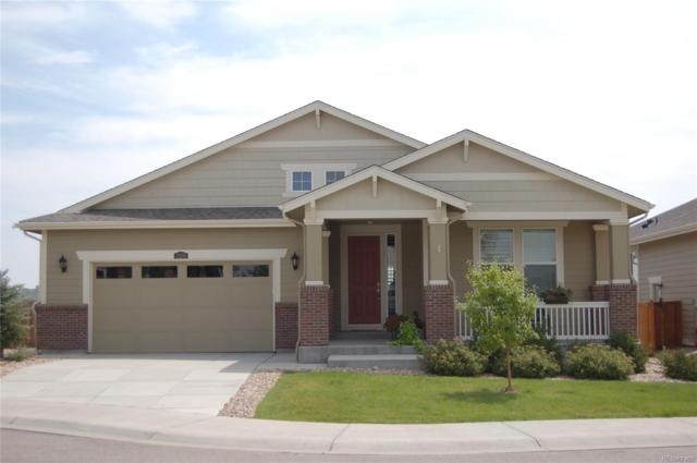 2976 Red Bird Trail, Castle Rock, CO 80108 (#2417995) :: The Griffith Home Team