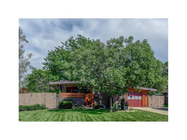6736 S Clermont Street, Centennial, CO 80122 (#2418142) :: The Peak Properties Group