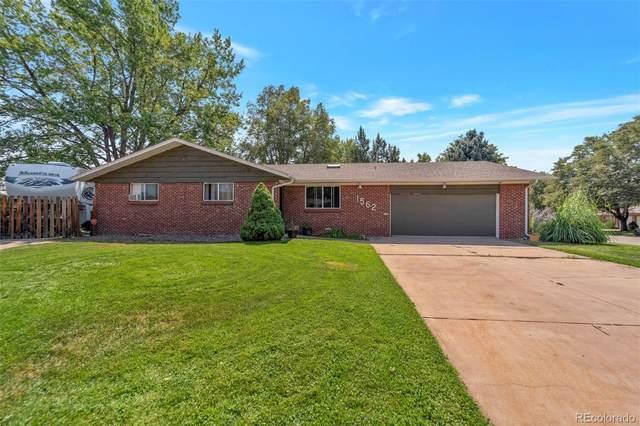 1562 S Eaton Street, Lakewood, CO 80232 (MLS #2418454) :: 8z Real Estate