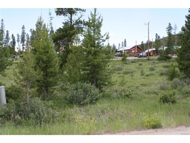 320 County Road 424, Grand Lake, CO 80447 (MLS #2418605) :: 8z Real Estate