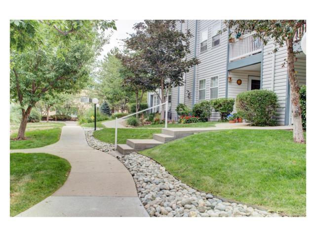 12555 E Tennessee Circle #303, Aurora, CO 80012 (MLS #2418641) :: 8z Real Estate