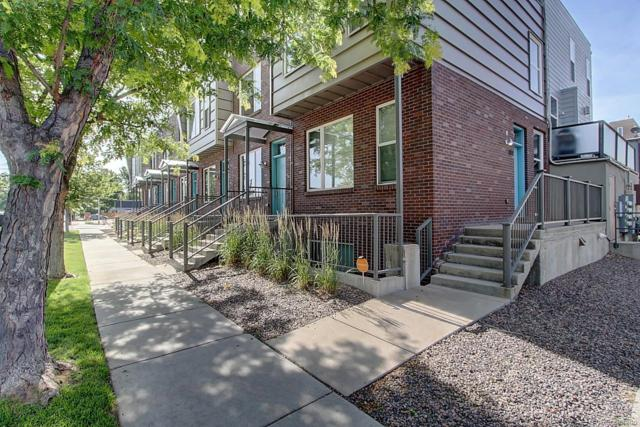 4400 W 46th Avenue #106, Denver, CO 80212 (#2418749) :: 5281 Exclusive Homes Realty