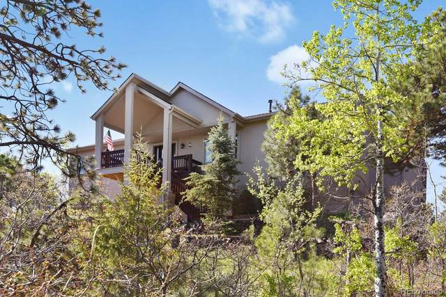 19850 W Top O The Moor Drive, Monument, CO 80132 (#2419195) :: HomeSmart