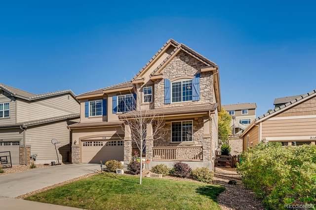 2158 Broadleaf Loop, Castle Rock, CO 80109 (#2419251) :: The HomeSmiths Team - Keller Williams