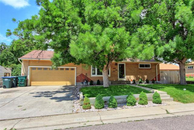 10769 Carrol Lane, Northglenn, CO 80233 (#2419432) :: The Peak Properties Group