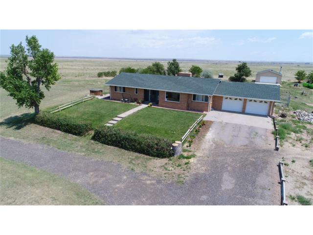 2000 S County Road 193, Byers, CO 80103 (MLS #2420114) :: 8z Real Estate