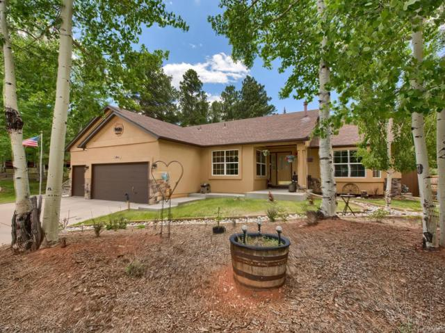 1341 Evergreen Heights Drive, Woodland Park, CO 80863 (#2420695) :: Compass Colorado Realty