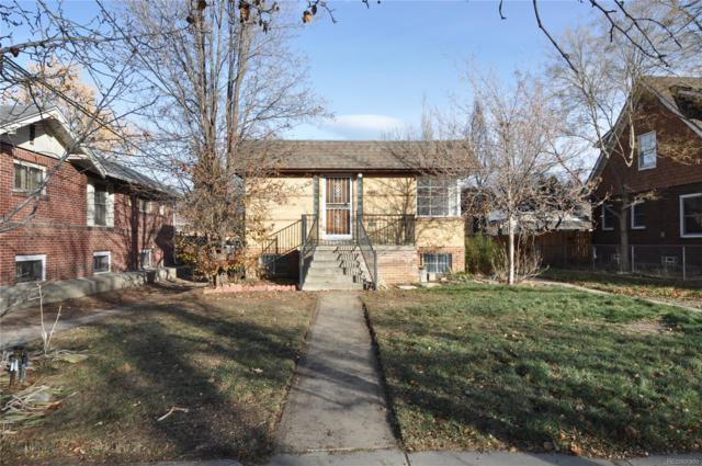 4321 E 16th Avenue, Denver, CO 80220 (#2420827) :: The Heyl Group at Keller Williams