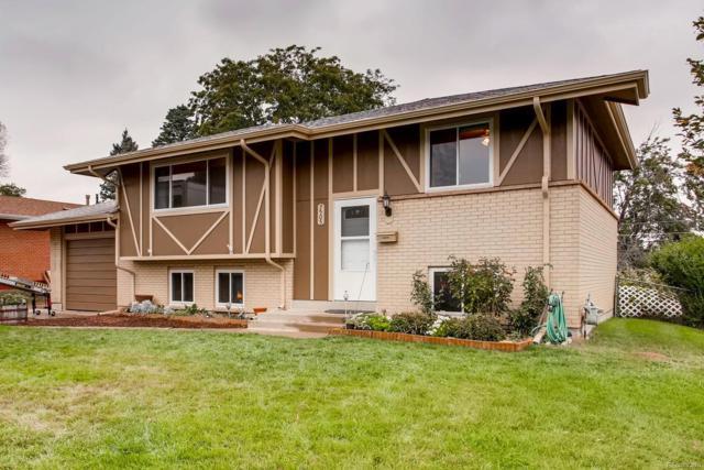 7505 W Utah Avenue, Lakewood, CO 80232 (MLS #2421452) :: 8z Real Estate