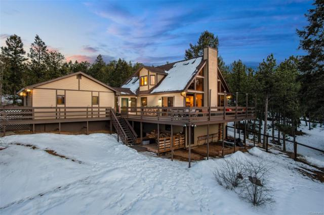 3156 Nova Road, Pine, CO 80470 (#2421500) :: Berkshire Hathaway Elevated Living Real Estate