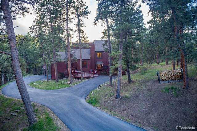 7922 Swaps Lane, Evergreen, CO 80439 (MLS #2421797) :: 8z Real Estate