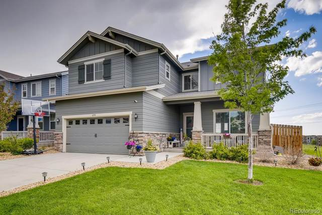 6335 S Harvest Street, Aurora, CO 80016 (#2422011) :: Mile High Luxury Real Estate