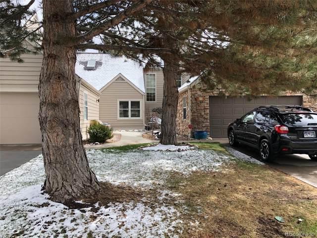 10000 E Yale Avenue #27, Denver, CO 80231 (#2422125) :: HomeSmart Realty Group