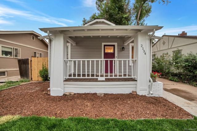 2154 S Gilpin Street, Denver, CO 80210 (#2422360) :: Bring Home Denver