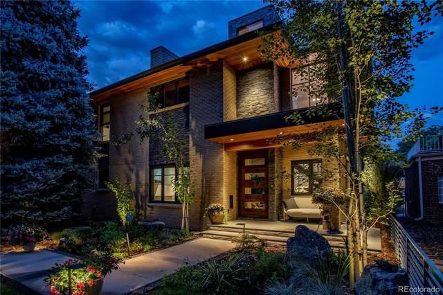 1074 S Gilpin Street, Denver, CO 80209 (#2422534) :: The Scott Futa Home Team