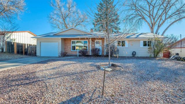 1501 Rosemont Drive, Colorado Springs, CO 80911 (#2422672) :: House Hunters Colorado