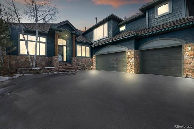 1583 Bierstadt Court, Evergreen, CO 80439 (#2422687) :: iHomes Colorado