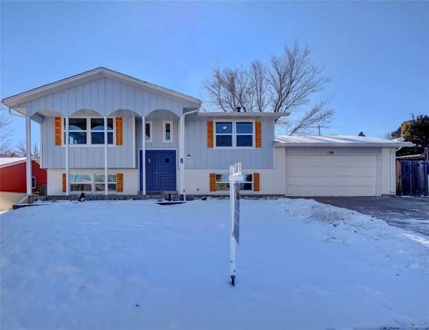 13860 W Dakota Place, Lakewood, CO 80228 (#2422950) :: The HomeSmiths Team - Keller Williams