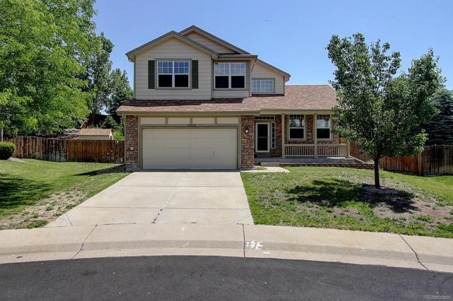10520 Mount Columbia Place, Parker, CO 80138 (#2423105) :: The Heyl Group at Keller Williams