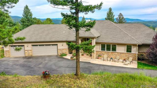 26886 Evergreen Springs Road, Evergreen, CO 80439 (MLS #2423206) :: Neuhaus Real Estate, Inc.