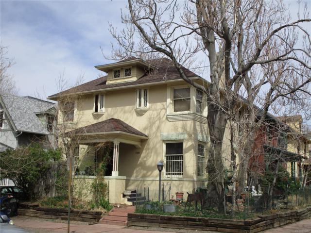 1100 Washington Street, Denver, CO 80203 (#2423317) :: The Peak Properties Group