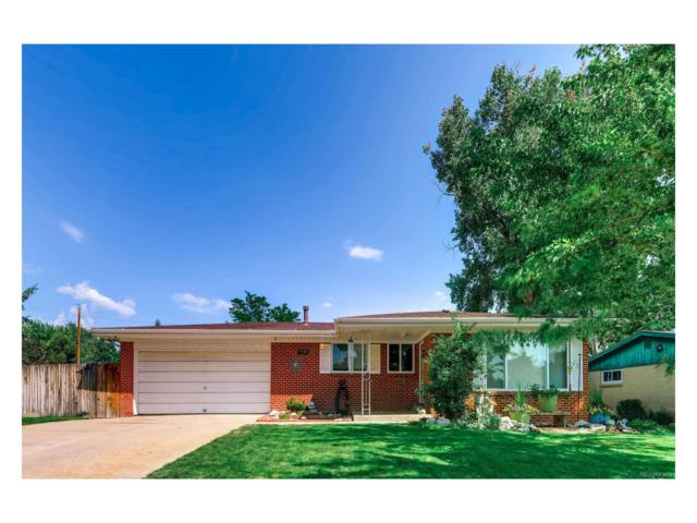 3285 W Bellwood Drive, Englewood, CO 80110 (MLS #2423438) :: 8z Real Estate