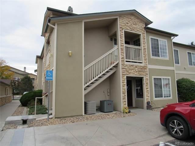 10131 E Carolina Drive #204, Denver, CO 80247 (MLS #2423625) :: Re/Max Alliance