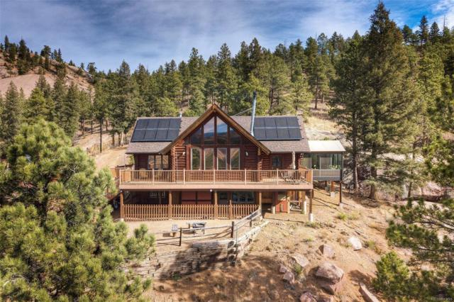 29111 Eagles Gate Road, Pine, CO 80470 (#2423779) :: Berkshire Hathaway Elevated Living Real Estate