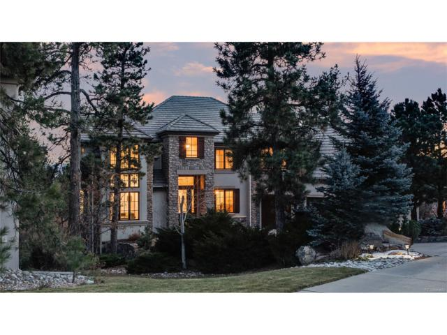 1356 Woodmont Way, Castle Pines, CO 80108 (#2423997) :: Colorado Home Realty