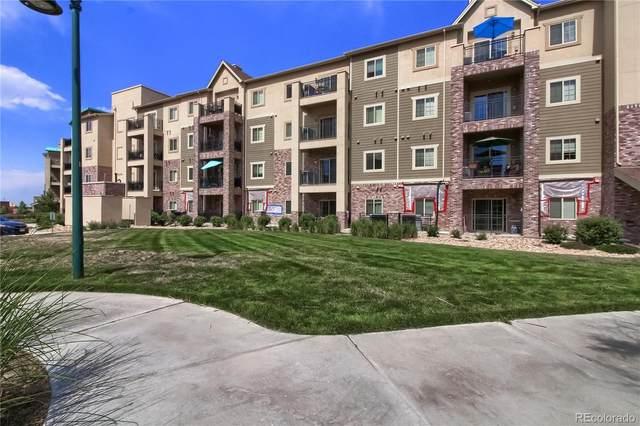 725 Elmhurst Drive #203, Highlands Ranch, CO 80129 (#2424623) :: Finch & Gable Real Estate Co.