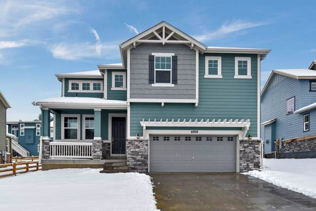 6924 S Shady Grove Court, Aurora, CO 80016 (MLS #2424656) :: 8z Real Estate