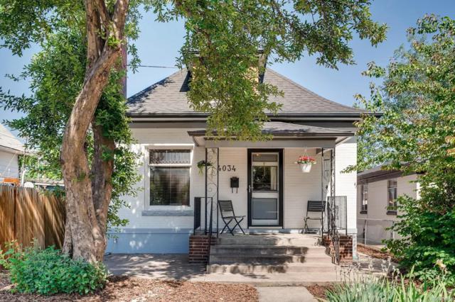 4034 Alcott Street, Denver, CO 80211 (#2425005) :: milehimodern
