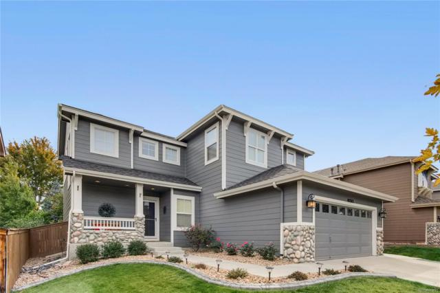 10262 Bentwood Court, Highlands Ranch, CO 80126 (#2425194) :: The Galo Garrido Group