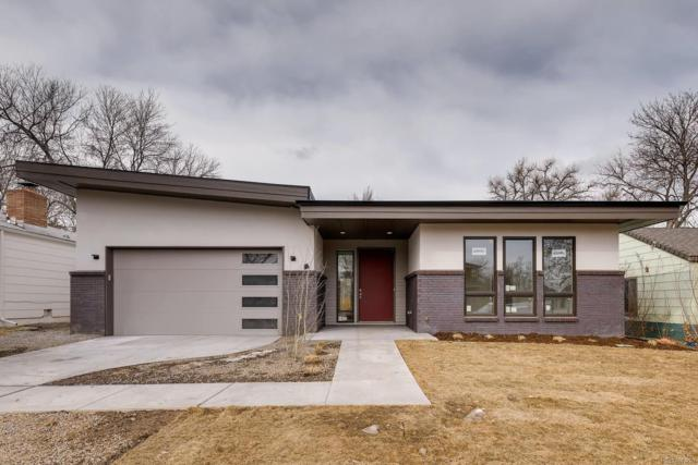 3005 S Bellaire Street, Denver, CO 80222 (#2425394) :: The Heyl Group at Keller Williams