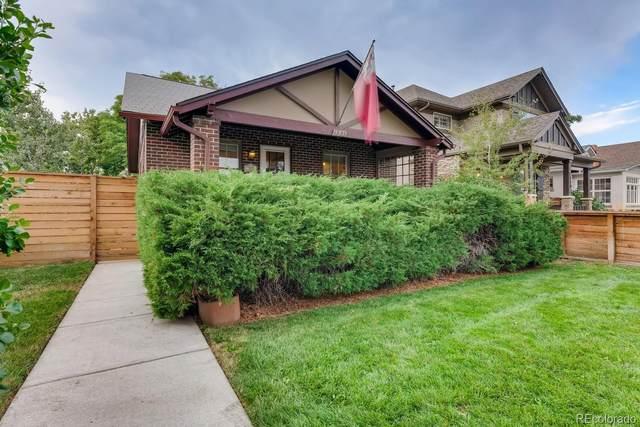 1335 S Sherman Street, Denver, CO 80210 (MLS #2426357) :: The Sam Biller Home Team