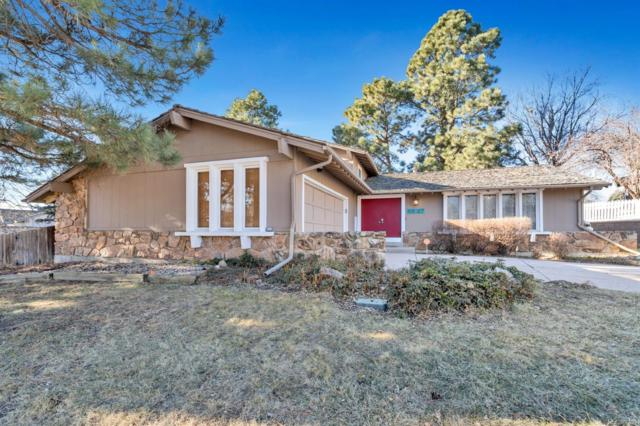 6527 S Heritage Place, Centennial, CO 80111 (MLS #2426447) :: 8z Real Estate