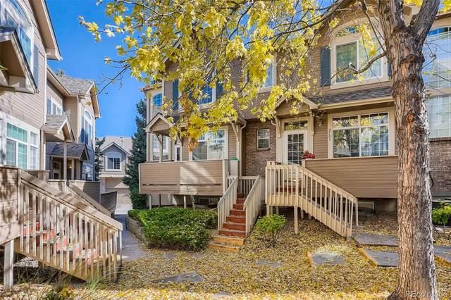 5555 E Briarwood Avenue #2104, Centennial, CO 80122 (#2427101) :: Venterra Real Estate LLC