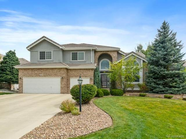9490 S Aspen Hill Way, Lone Tree, CO 80124 (#2427344) :: The Dixon Group