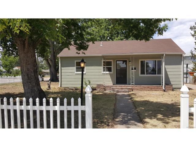 2329 6th Avenue, Greeley, CO 80631 (MLS #2427560) :: 8z Real Estate