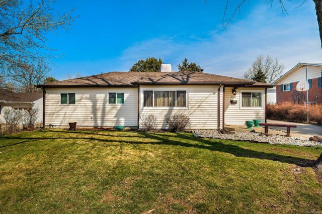 4160 Brentwood Street, Wheat Ridge, CO 80033 (#2428332) :: The Peak Properties Group