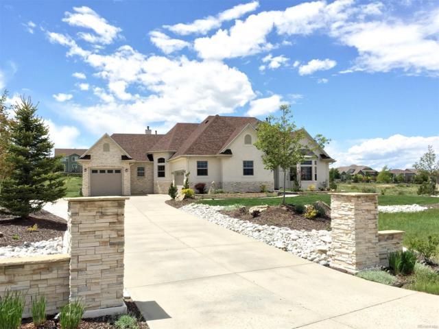 9197 Red Poppy Court, Parker, CO 80138 (MLS #2428540) :: 8z Real Estate