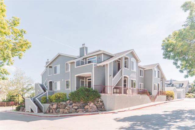 8500 E Jefferson Avenue #9, Denver, CO 80237 (#2428685) :: Mile High Luxury Real Estate