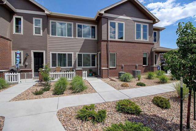 15450 W 64th Place B, Arvada, CO 80007 (MLS #2429645) :: Bliss Realty Group