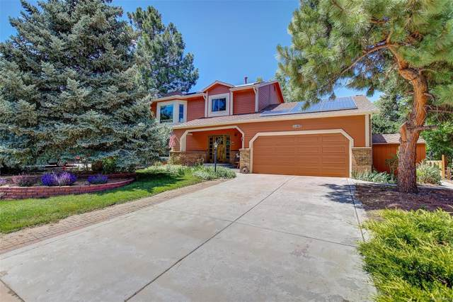 11160 Cambridge Court, Parker, CO 80138 (#2430046) :: The HomeSmiths Team - Keller Williams