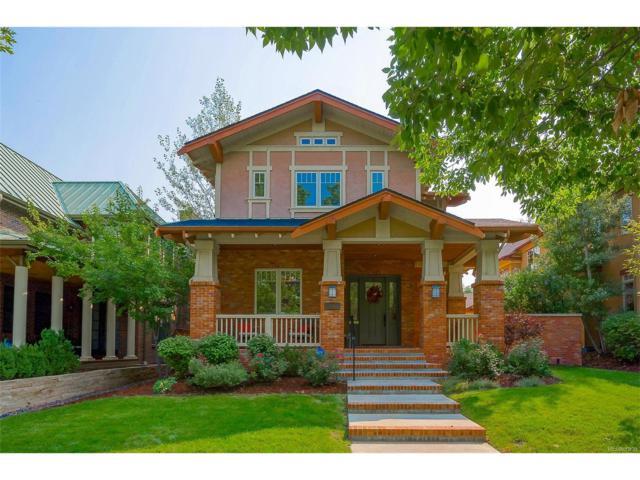 1144 S High Street, Denver, CO 80210 (#2430243) :: Wisdom Real Estate